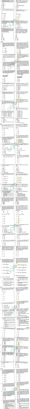 NEET UG 2013 Question Paper - Set W