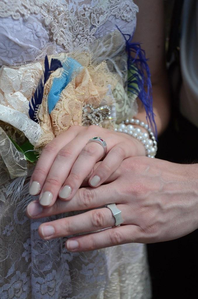 Rings Close-up