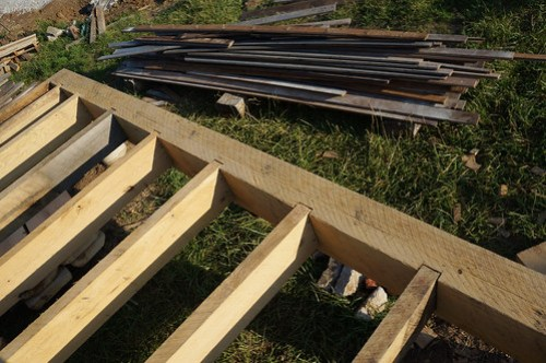 Porch Joists