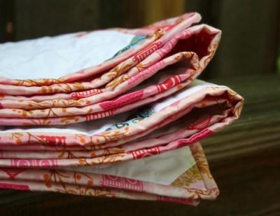 Binding. Becky's Quilt