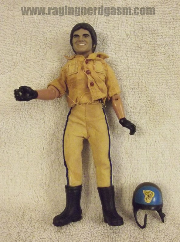 Ponch from C.H.I.P.S by Mego