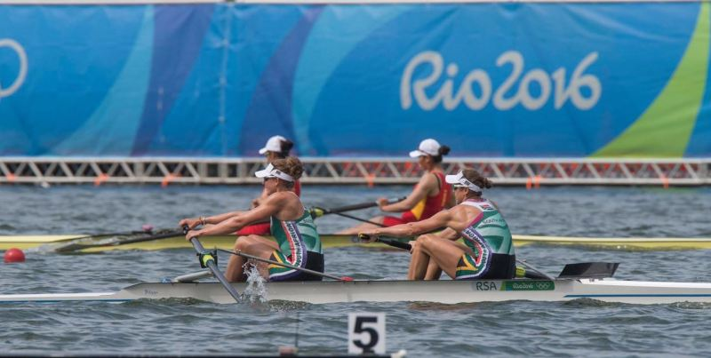 Olympic rowers