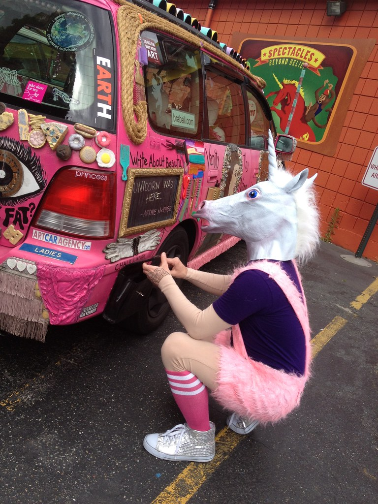 Have You Seen My Secret Unicorn?