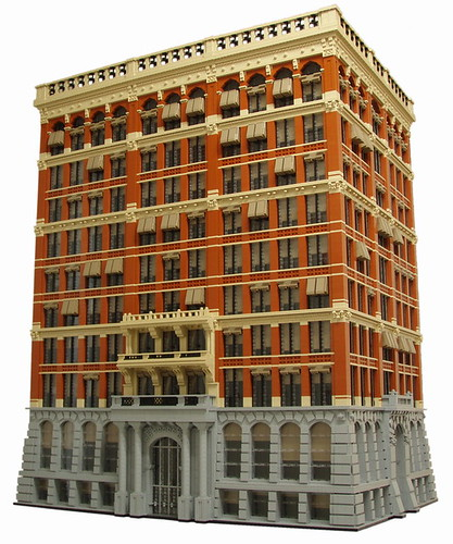 Home Insurance Building The Brothers Brick Lego Blog