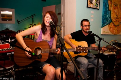 Jordin Kellar @ Raw Sugar Cafe