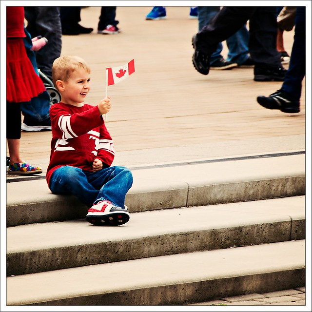 (183/366) Happy Canada Day!