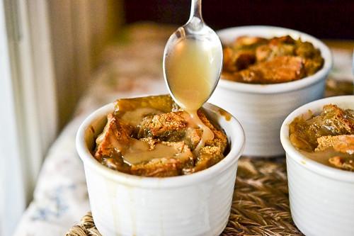 Tiramisu Bread Pudding 5