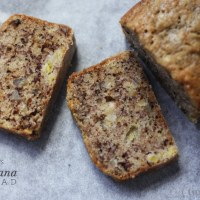 Flour Bakery's I-understand-why-it's-Famous Banana Bread + Cookbook