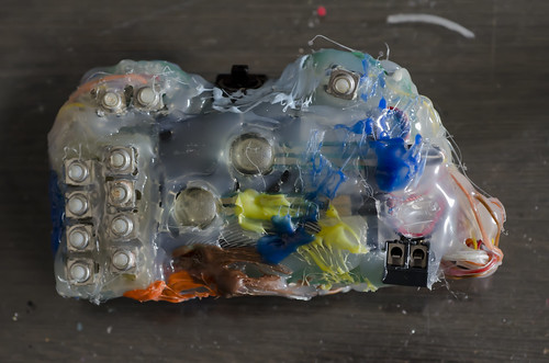 Ghetto DIY : Hacked PS3 controller