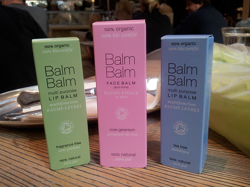 Balm balm products