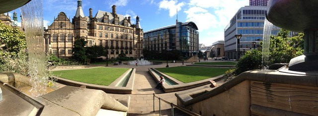 Peace Gardens