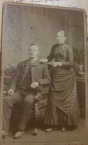 Andrew McKay and Janet Black