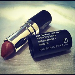 My fave lipstick of the moment: Sweet Nectar by @FOAcosmetics