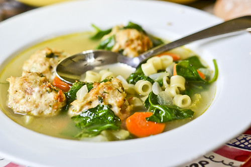 Italian Wedding Soup 2