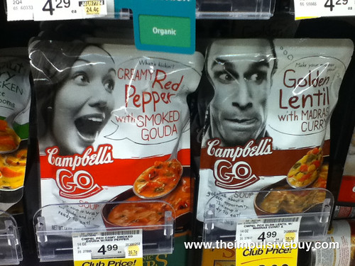 Campbell's Go! Soup - 3