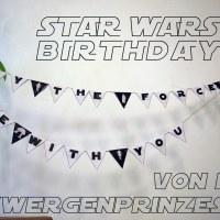 darth vader schokokuchen + free printables für eine star wars party