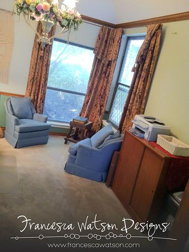Clean Office 2 by Francesca Watson Designs
