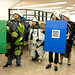 UH Manoa Bookstore costume contest