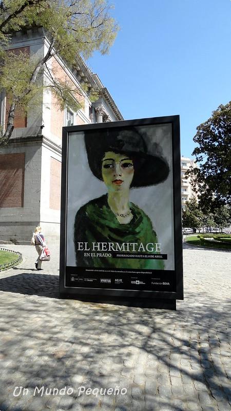 Expo Hermitage en el Prado - Madrid