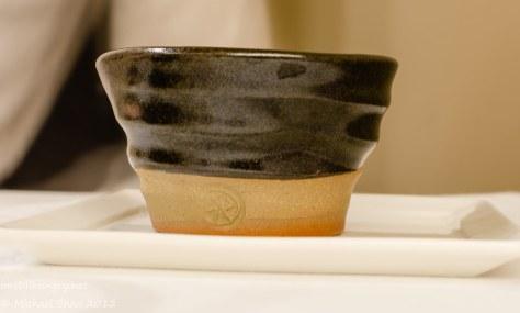 Tetsuya's - handcrafted tea cup - 2