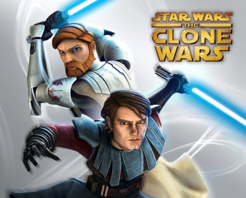Star Wars The Clone Wars: Pelicula de Animacion de Star Wars