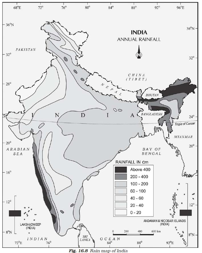NCERT Class VII Science Chapter 16 Water Image by AglaSem