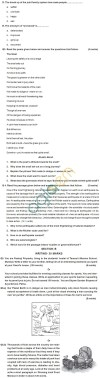 CBSE Board Exam 2013 Sample Papers (SA2) Class IX - English Lang. & Lit.