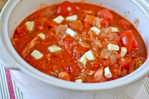 Tomato Cobbler 13