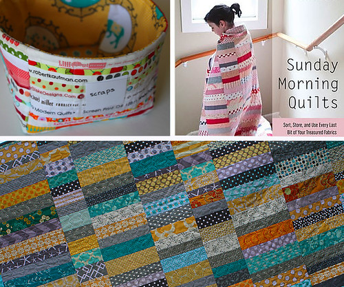 Sunday Morning Quilts Projects - Craft Book Month