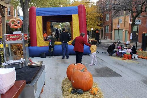 Brownstone Pumpkin Fest