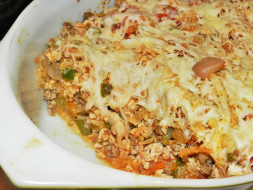 Turkey Sausage Casserole (4)
