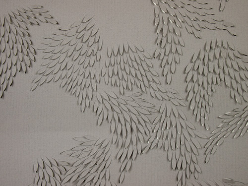 Paper Cut Work - detail