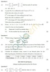 ICSE 2013 Class X Sample Question Papers   Mathematics Image by AglaSem