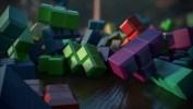 Tetris Collision, Texturing, Lighting, and DOF Test5