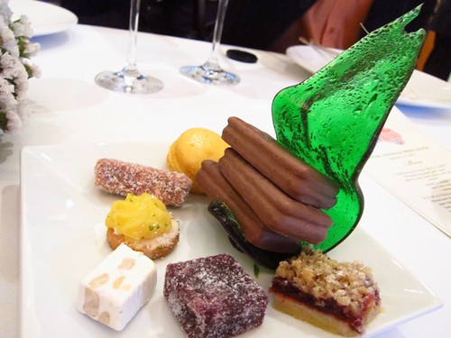 Aussie dessert selection