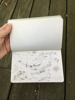 Franz Marc Sketchbook from Battlefield - 3