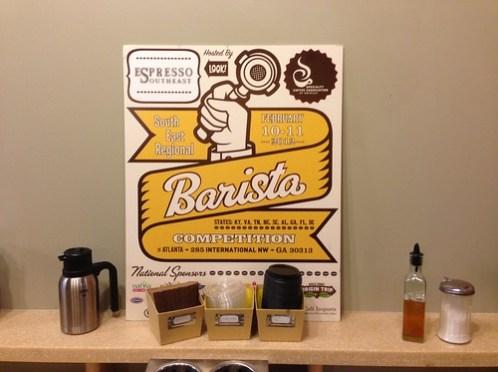 jubala coffee flyer