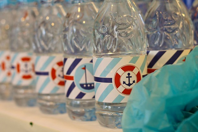 Nautical Birthday Party by Chuzai Living