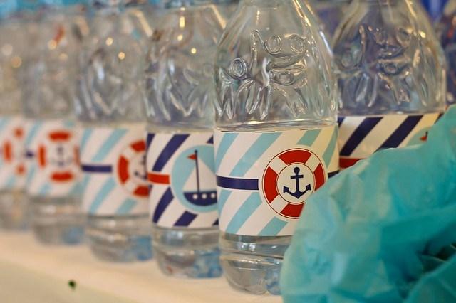 Nautical Birthday Party by Chuzai Living