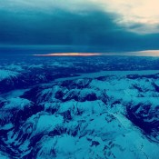 Reader K.K. | Early morning flight from Vancouver to Kelowna | 8:00am