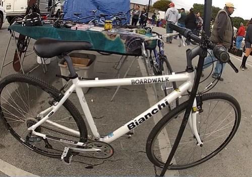 Bianchi Boardwalk bicycle