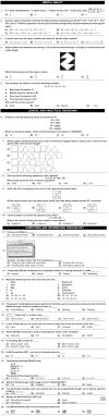 NSO 2014 2nd Level Sample Papers - Class 7
