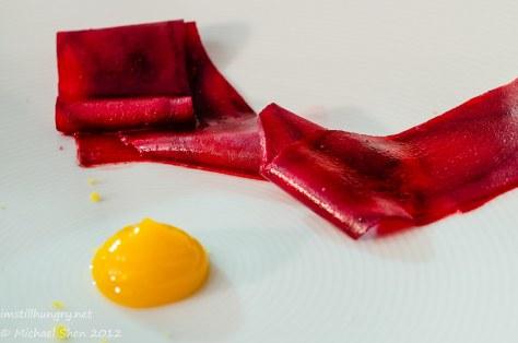 Marque - beetroot