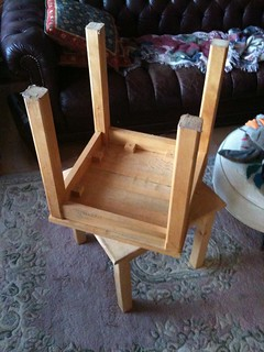 Tables to be Upcycled