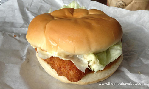Review Lightning Round Fast Food Fish Sandwich Edition