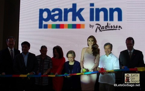 Georgina WIlson for Park Inn Hotels in the Philippines