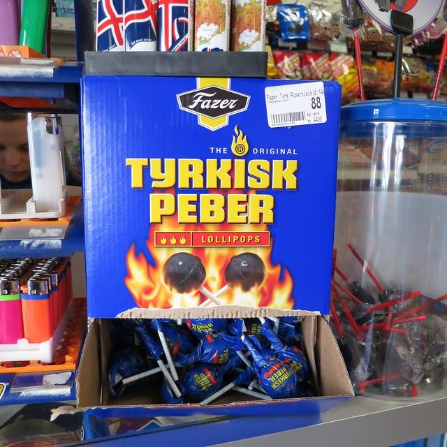 Tyrkist Peber, Iceland 2013