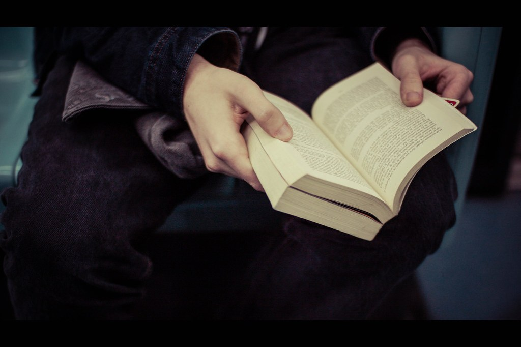 031/365 - The Reader