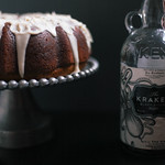 Triple Rum Black Pepper Bundt Cake