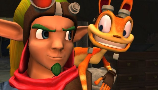 Jak and Daxter Collection on PS Vita